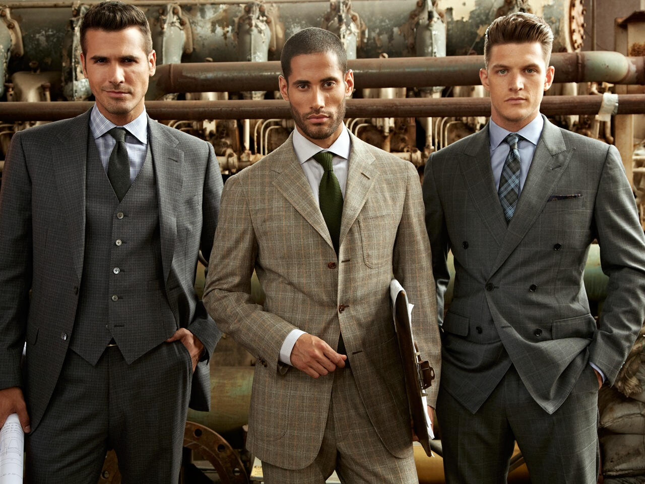 nie je oblek ako oblek