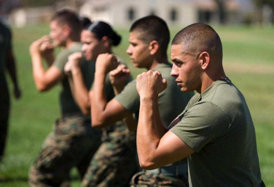 Cvičením k disciplíne